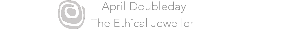 April Doubleday - The Ethical Jeweller Logo